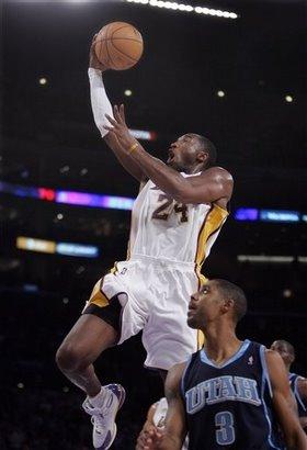 bd51d5cd732 Lakers vs Jazz